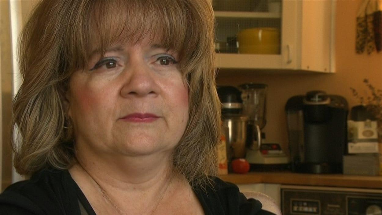 Mercedes Benegbi, directrice générale de l'Association canadienne des victimes de la thalidomide