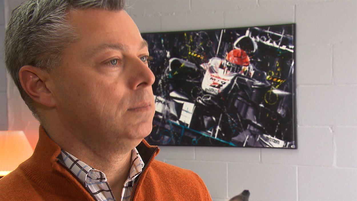 Le patron du Grand Prix du Canada, François Dumontier