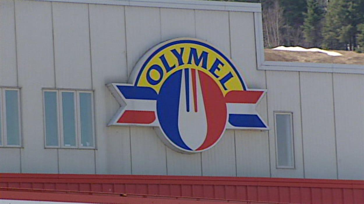 Les travailleurs d'Olymel sont en grève depuis 17h mercredi.