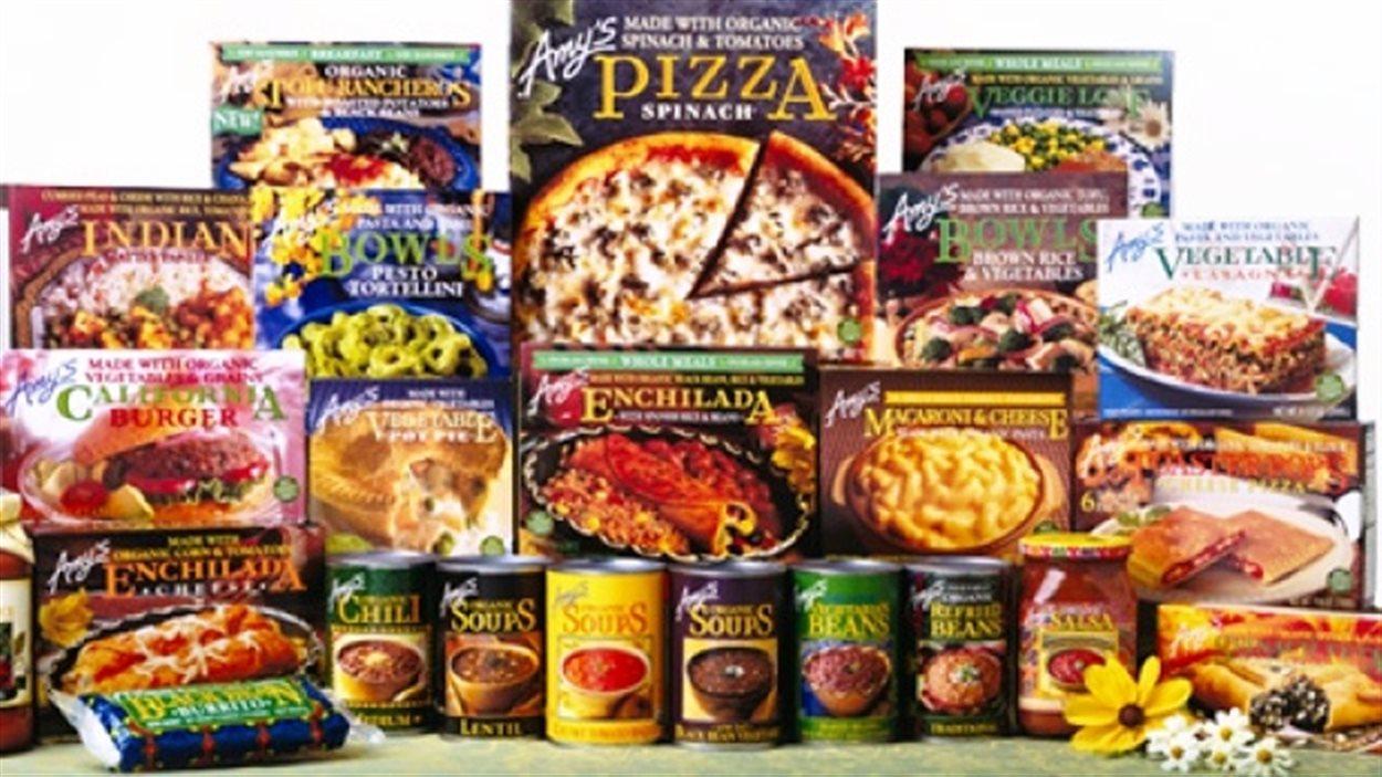 Amy's kitchen rappelle plusieurs produits possiblement infectés à la listériose.