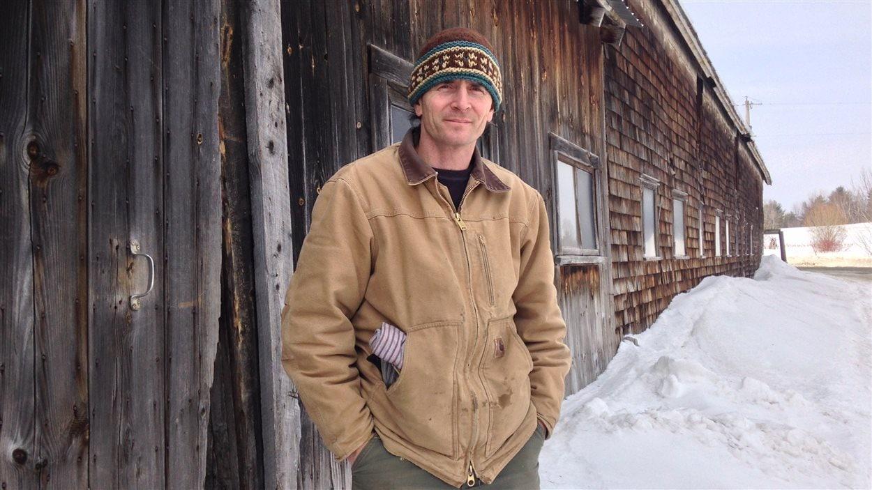 David Zuckerman, agriculteur et sénateur à la législature du Vermont