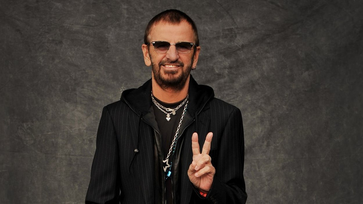 Ringo Starr sera intronisé au Rock and Roll Hall of Fame en 2015