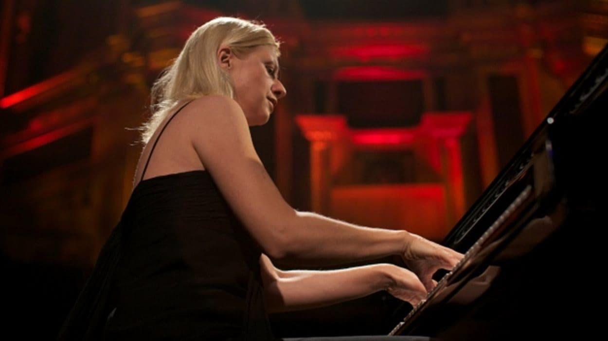 La pianiste ukrainienne Valentina Lisitsa