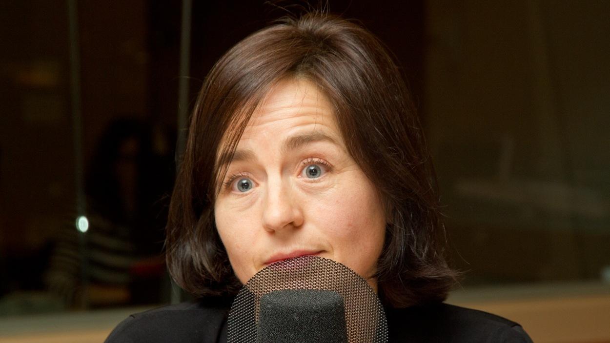 L'écosociologue, auteure et cofondatrice d'Équiterre, Laure Waridel