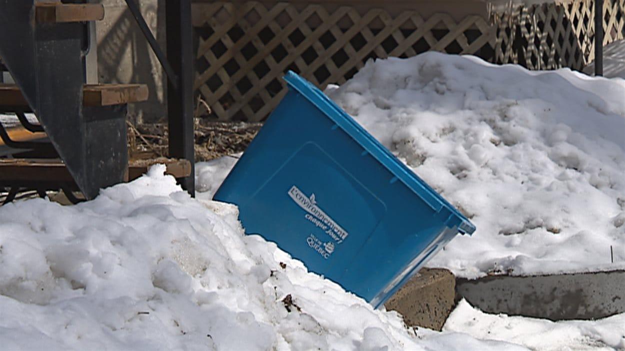 Les bacs de recyclage seront interdits dès lundi dans les quartiers centraux.