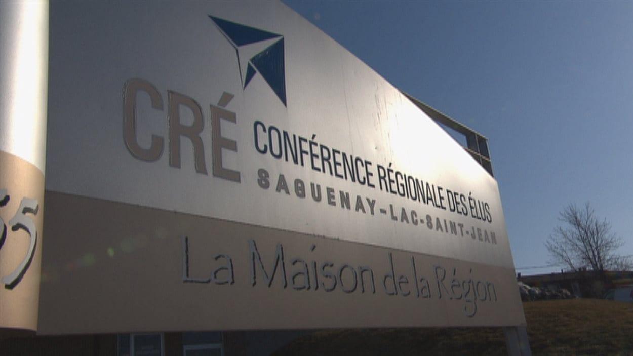 La Conférence régionale des élus du Saguenay-Lac-Saint-Jean
