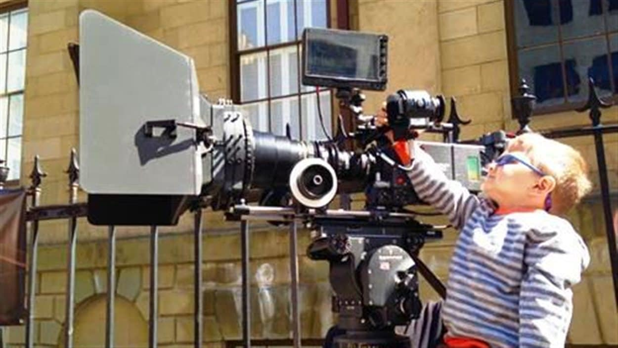 Manifestation de l'industrie du cinéma à Halifax