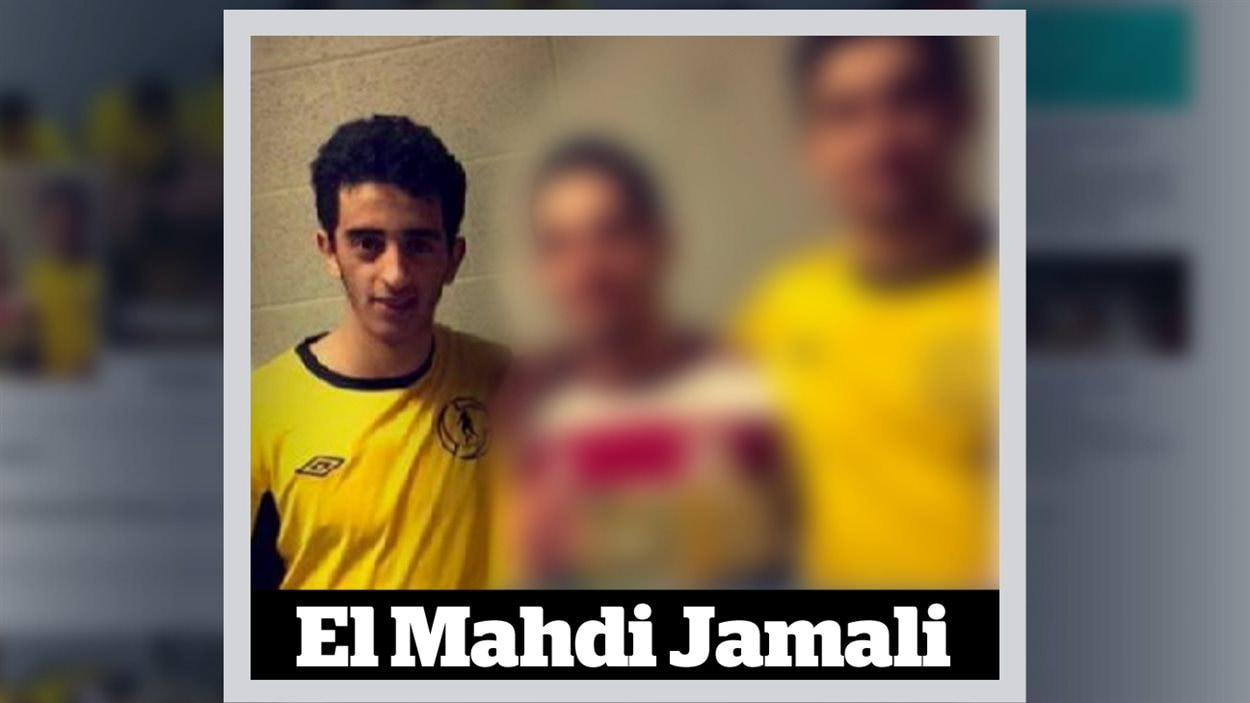 El Mahdi Jamali