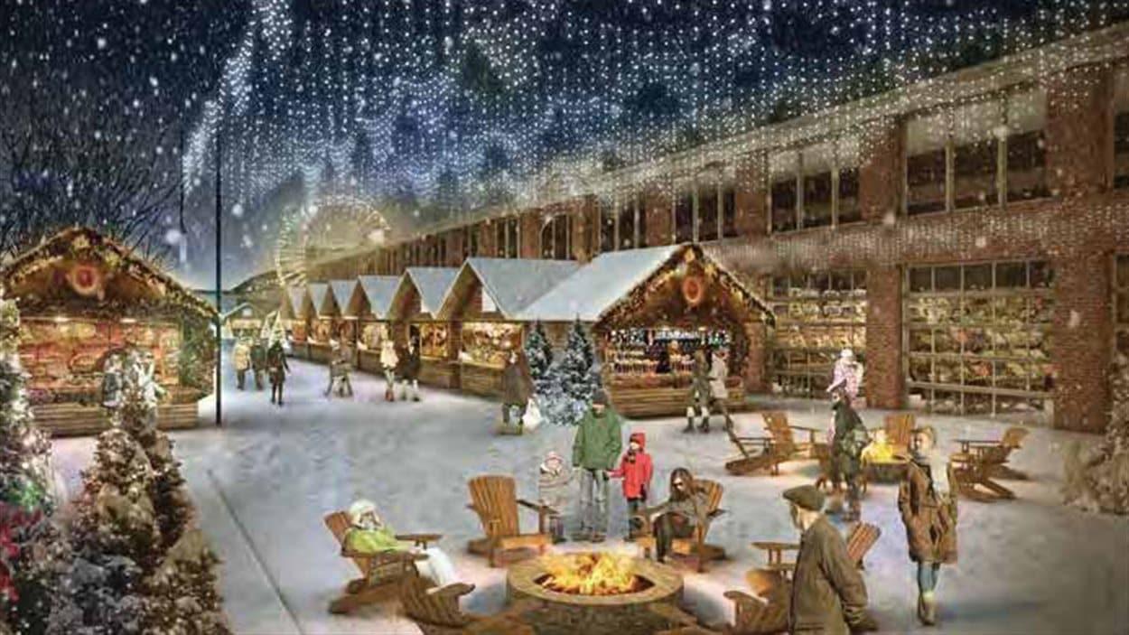 Le futur site d'ExpoCité doit être accessible hiver comme été, selon les auteurs du rapport.