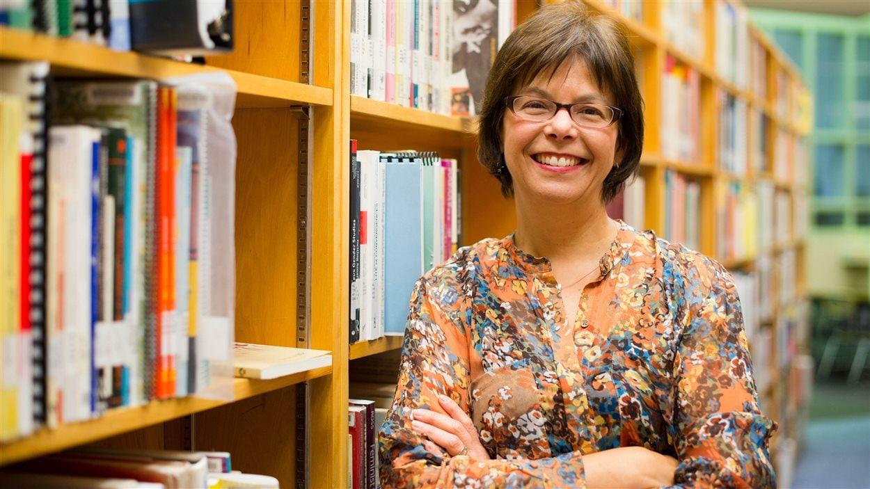 L'auteure et professeure Lise Gaboury-Diallo