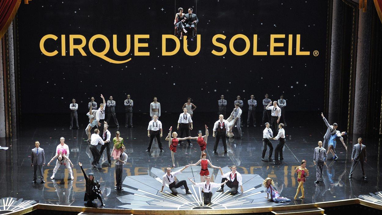 Le Cirque du Soleil à Hollywood en 2012