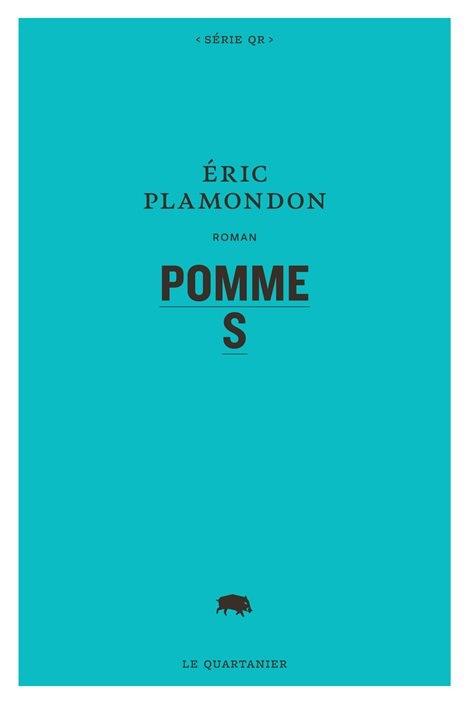 La couverture de « Pomme S » d'Éric Plamondon
