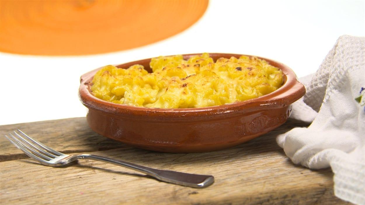 La folie des macaronis au fromage