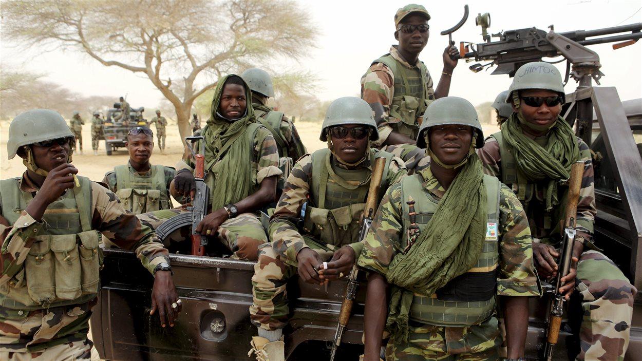 L'armée nigériane attaque le dernier bastion de Boko Haram   Radio-Canada.ca