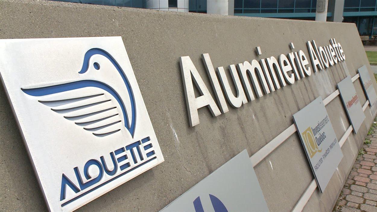 Aluminerie Alouette