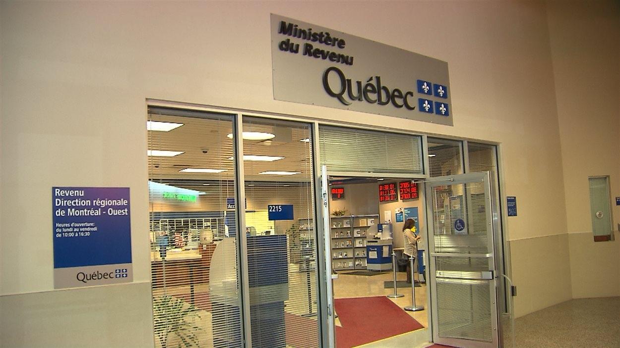 Le pdg de revenu québec démissionne ici.radio canada.ca