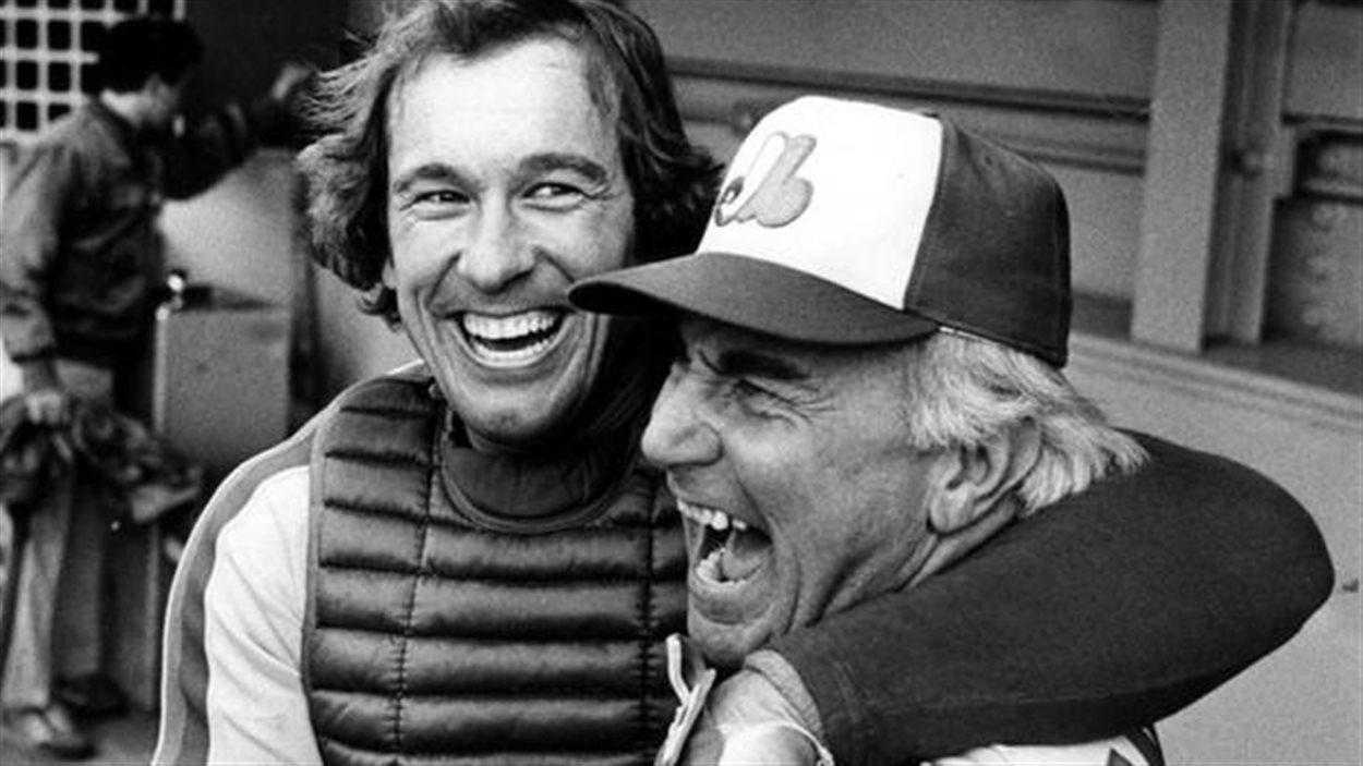 Gary Carter et Jim Fanning