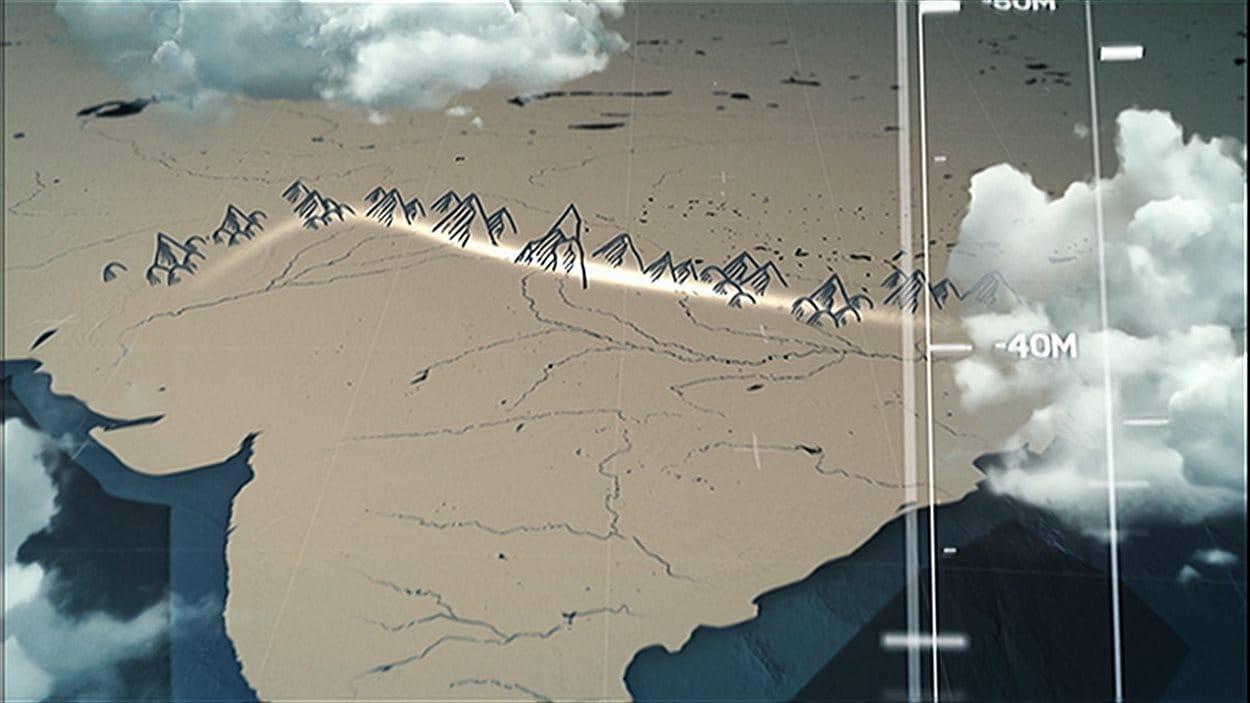 Extrait du reportage de Découverte sur les séismes au Népal