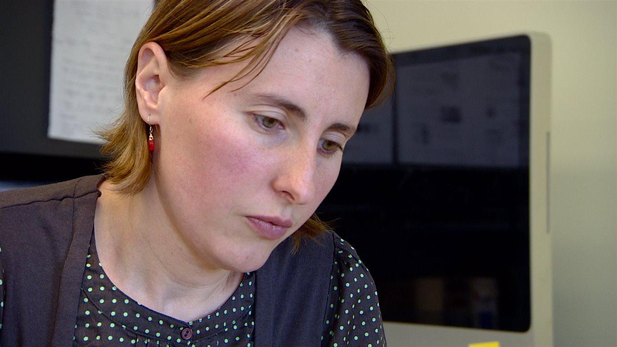 Hélène Lequitte est la nouvelle rédactrice en chef du Franco.