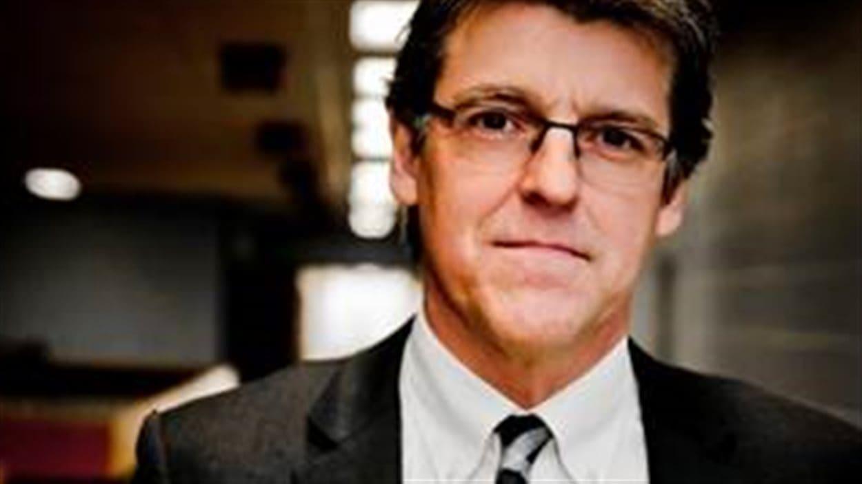 Le directeur général du Collège Shawinigan, Guy Dumais