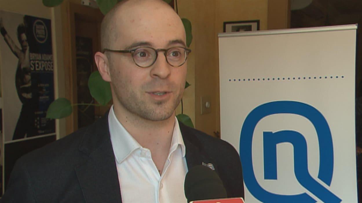 Sol Zanetti, chef d'Option nationale