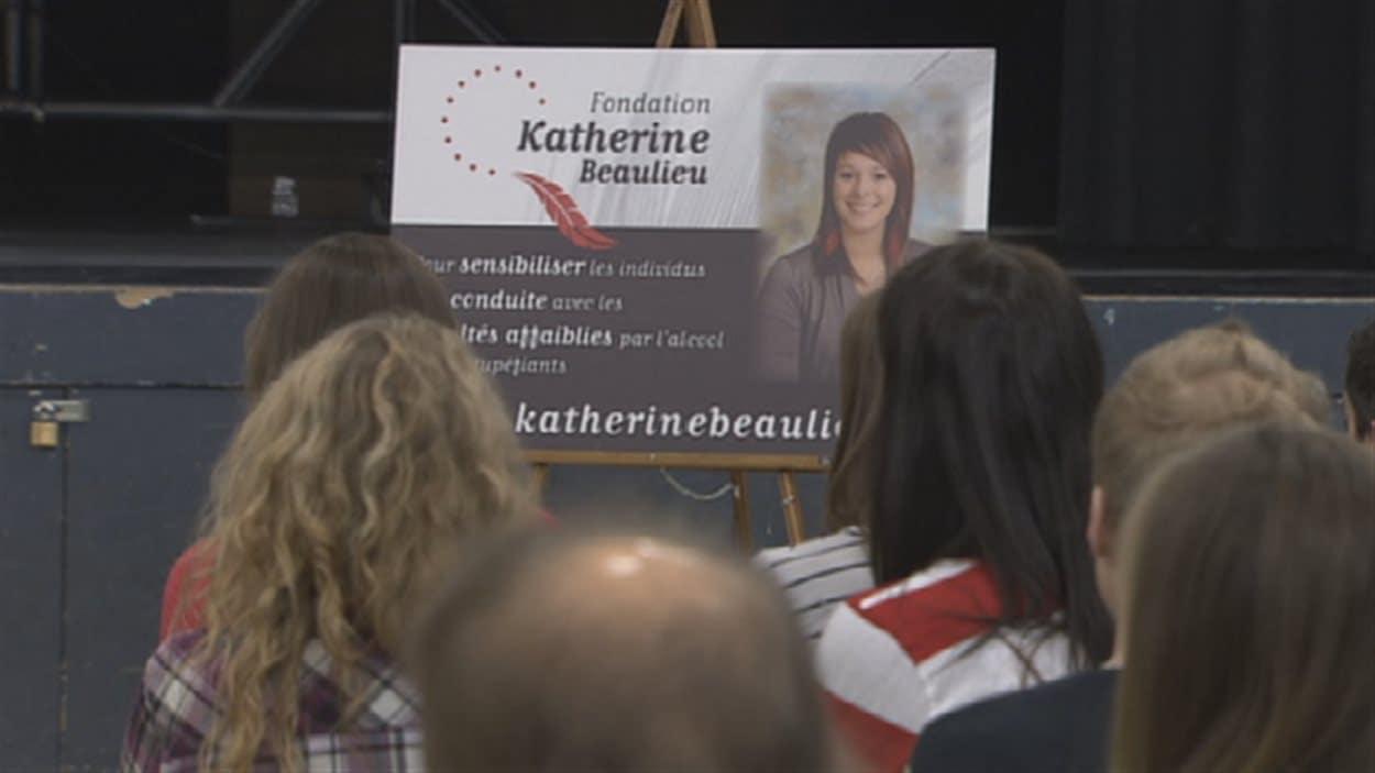 La Fondation Katherine Beaulieu