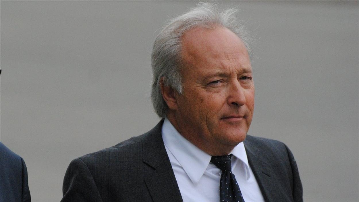 Le juge Michel Girouard