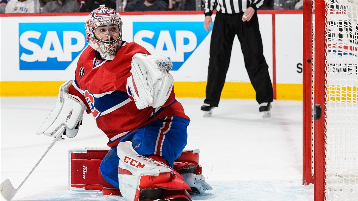 Carey Price du Canadien