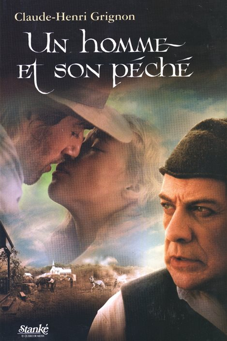 La couverture d' « un homme et son péché » de Claude-Henri Grignon