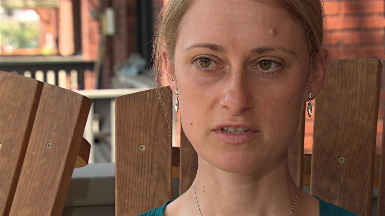 L'Ottavienne Faye Kennedy a survécu au tremblement de terre au Népal.