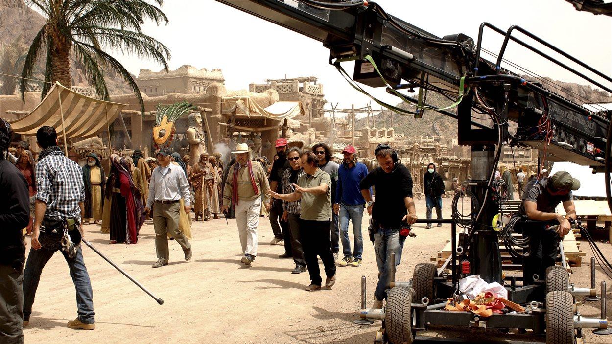 Le tournage du film Muhammad, Messenger of God
