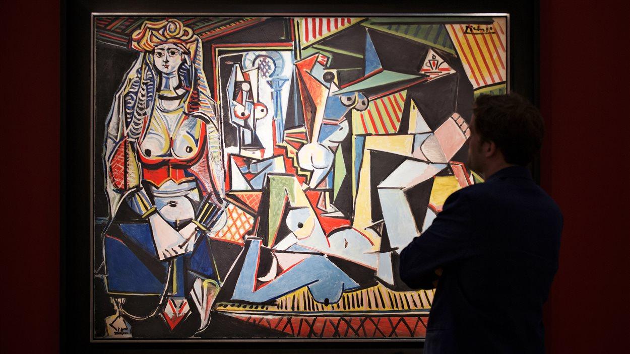 Le tableau « Les femmes d'Alger (version 0) », de Pablo Picasso