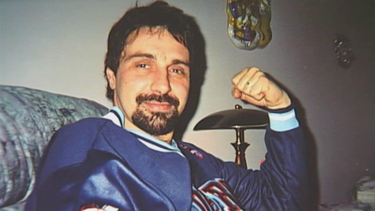 Photo de Victor Poirier qui remonte à une dizaines d'années.