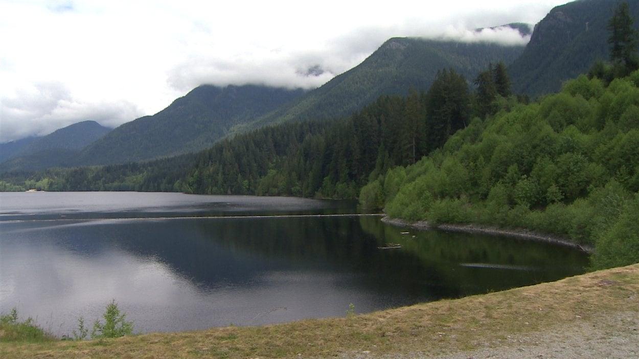 Le bassin hydrographique Capilano à North Vancouver