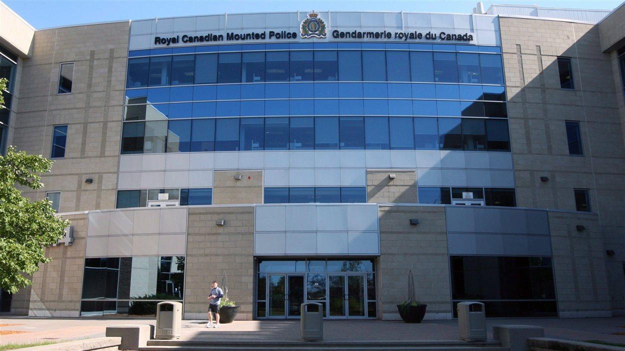 Le quartier général de la Gendarmerie royale du Canada, à Ottawa.