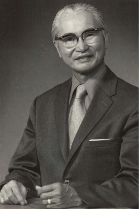 Dick Woo Sr