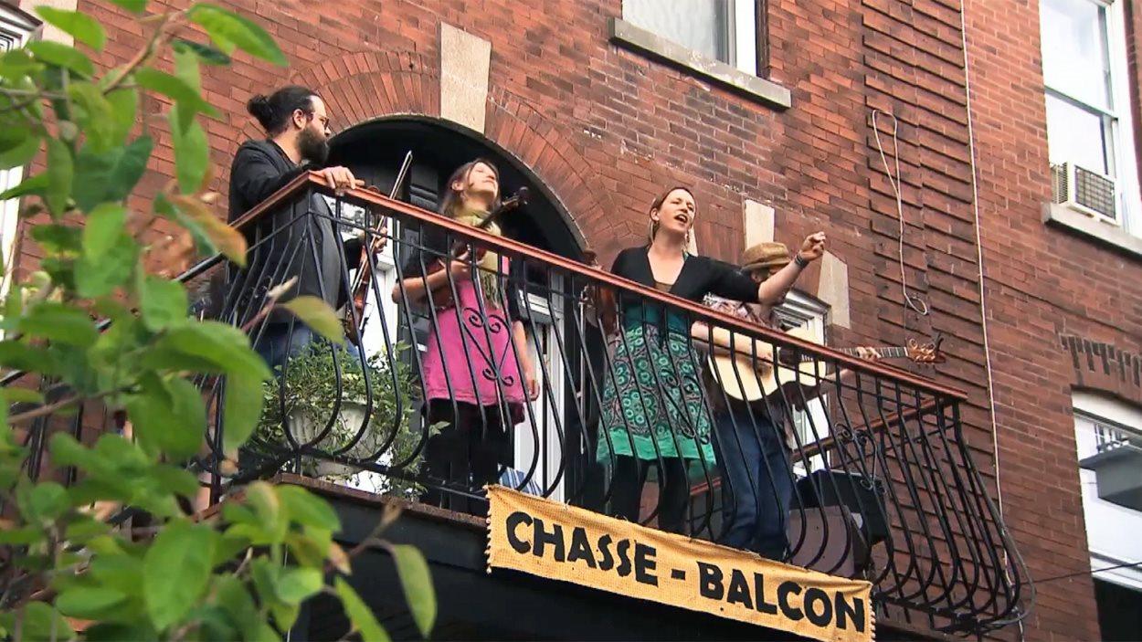La Chasse-Balcon