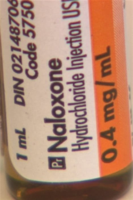 La Naloxone annule les effets du Fentanyl.