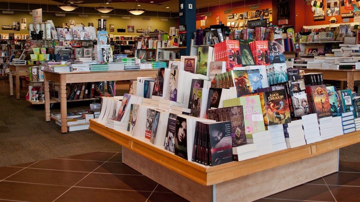 La librairie Carcajou à Rosemère