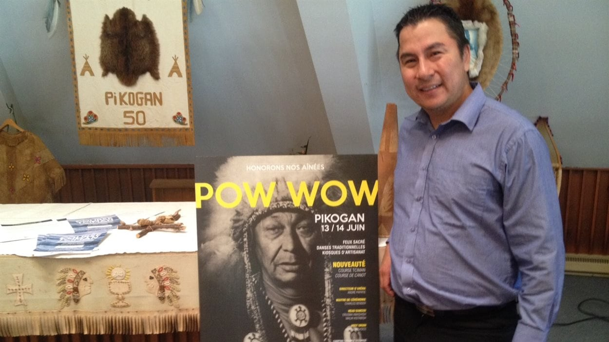 Le Pow Wow de Pikogan est prévu les 13 et 14 juin