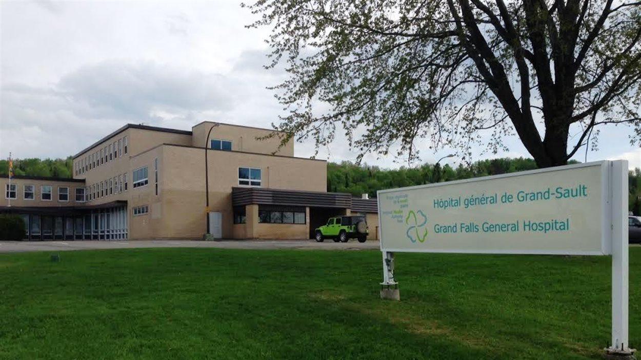 Hôpital de Grand-Sault
