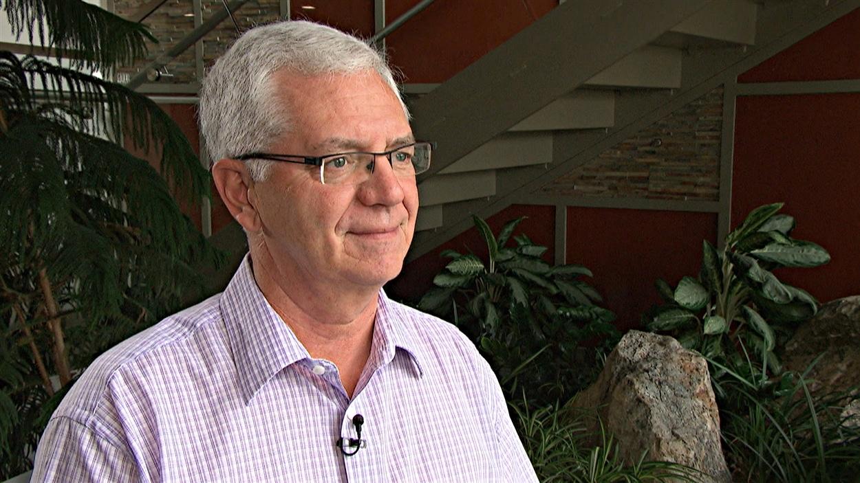 Paul Guindon, directeur général de la division d'Ottawa-Gatineau du Corps des commissionnaires