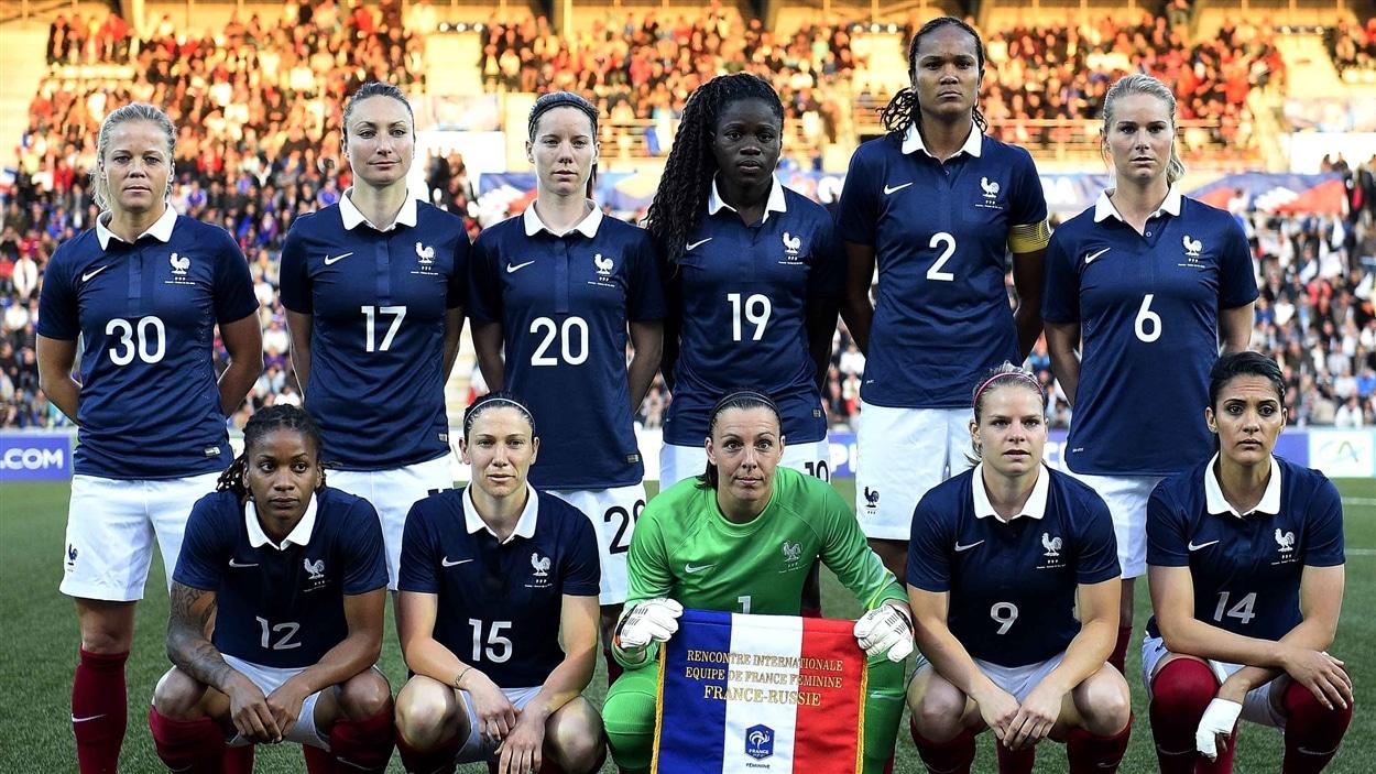 Rien n 39 est jou d 39 avance pour les fran aises coupe du - Coupe du monde de football feminin ...