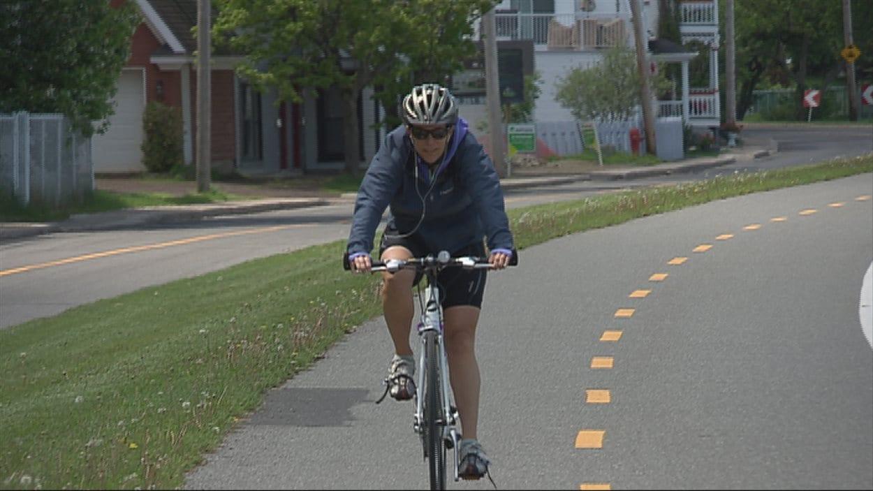 La Ville de Lévis veut augmenter le nombre de cyclistes sur son territoire