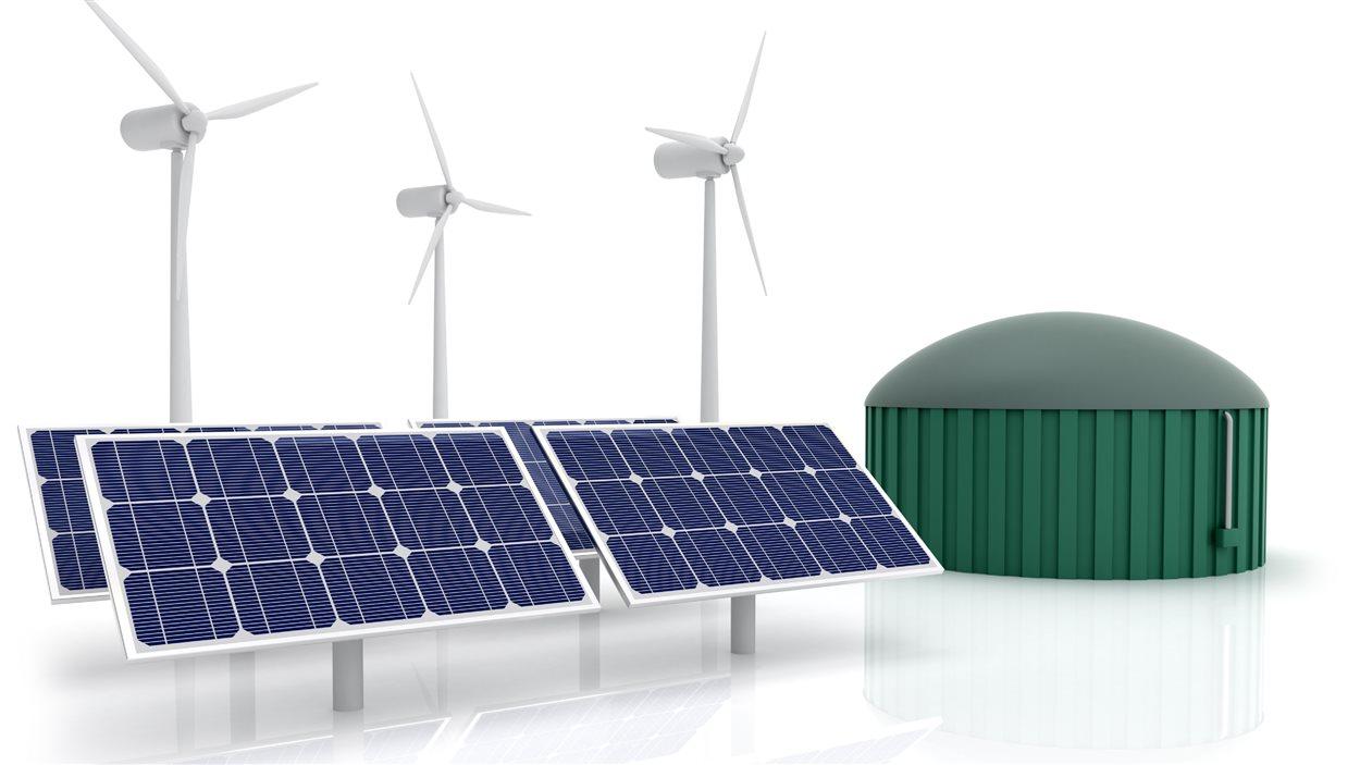Les énergies vertes: bel avenir et grands défis