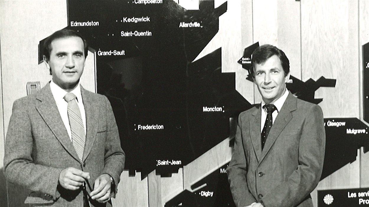 Benoit Duguay et Roger Lavallée