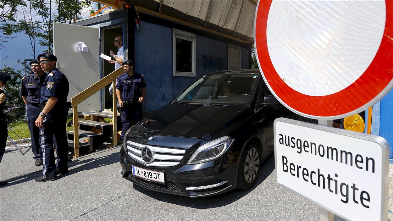 Le groupe Bilderberg se réunit en Autriche cette année. Le lieu de réunion n'est pas accessible au public.