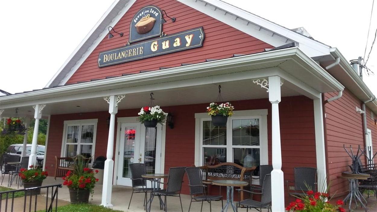 La Boulangerie Guay s'occupera des repas de la nouvelle cafétéria de l'école de Pointe-du-Lac