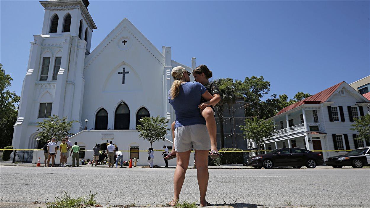 L'église Emanuel de Charleston