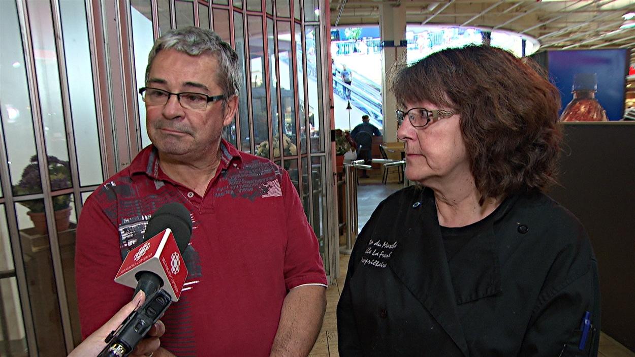 Robert Corneau et Isabelle La Frenière doivent également fermer boutique.